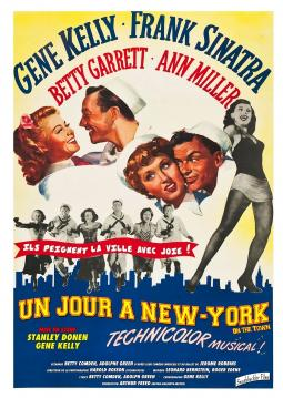 Affiche du film Un Jour à New York